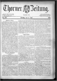 Thorner Zeitung 1881, Nro. 135