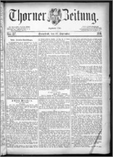 Thorner Zeitung 1881, Nro. 217