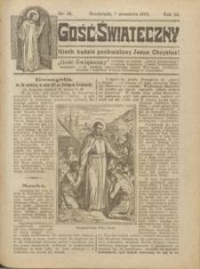 Gość Świąteczny 1924.09.07 R. XXVIII nr 36