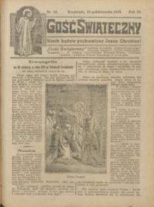 Gość Świąteczny 1924.10.26 R. XXVIII nr 43