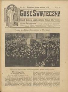 Gość Świąteczny 1925.12.13 R. XXIX nr 50