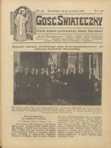 Gość Świąteczny 1925.12.20 R. XXIX nr 51