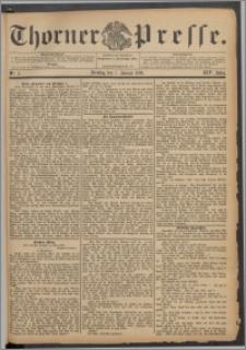 Thorner Presse 1896, Jg. XIV, Nro. 5