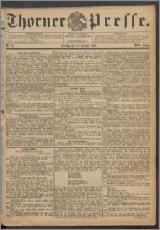 Thorner Presse 1896, Jg. XIV, Nro. 8