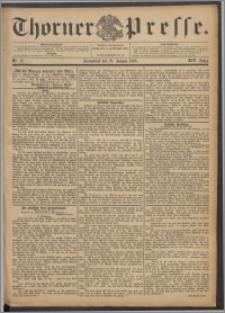 Thorner Presse 1896, Jg. XIV, Nro. 21