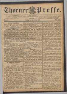 Thorner Presse 1896, Jg. XIV, Nro. 47 + Beilage