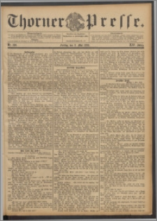 Thorner Presse 1896, Jg. XIV, Nro. 108 + Beilage