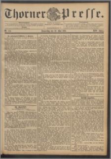Thorner Presse 1896, Jg. XIV, Nro. 123 + Beilage