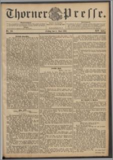 Thorner Presse 1896, Jg. XIV, Nro. 130 + Beilage