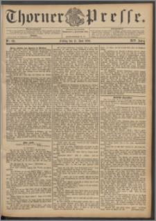 Thorner Presse 1896, Jg. XIV, Nro. 136 + Beilage