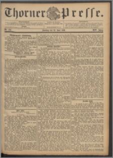 Thorner Presse 1896, Jg. XIV, Nro. 150 + Beilage