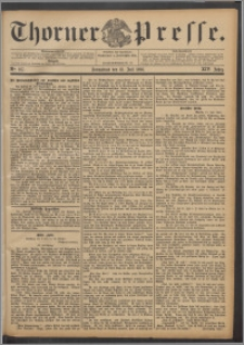 Thorner Presse 1896, Jg. XIV, Nro. 167