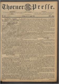 Thorner Presse 1896, Jg. XIV, Nro. 202