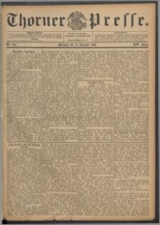 Thorner Presse 1896, Jg. XIV, Nro. 295 + Beilage