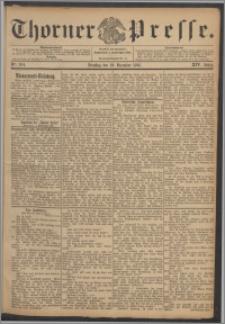 Thorner Presse 1896, Jg. XIV, Nro. 304 + Beilage