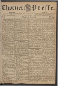 Thorner Presse 1896, Jg. XIV, Nro. 305 + Beilage