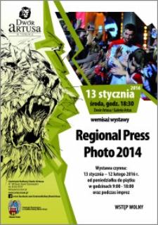 Regional Press Photo 2014 : wernisaż wystawy : 13 stycznia 2016