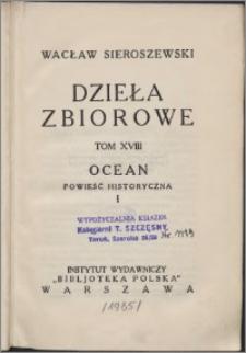 Ocean : powieść historyczna. 1