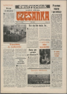 Czesanka : dwutygodnik toruńskich włókniarzy 1986, R. 8 nr 11 (184)
