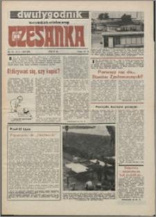 Czesanka : dwutygodnik toruńskich włókniarzy 1987, R.9 nr 13/14 (208/209)
