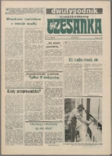 Czesanka : dwutygodnik toruńskich włókniarzy 1987, R.9 nr 18 (213)