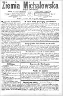 Ziemia Michałowska (Gazeta Brodnicka), R. 1932, Nr 147