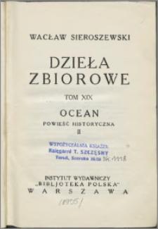 Ocean : powieść historyczna. 2