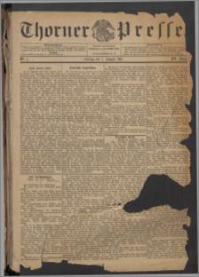 Thorner Presse 1897, Jg. XV, Nro. 1 + Beilage