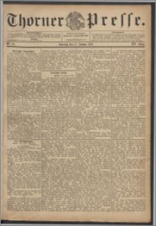 Thorner Presse 1897, Jg. XV, Nro. 14 + Beilage