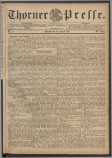 Thorner Presse 1897, Jg. XV, Nro. 16 + Beilage