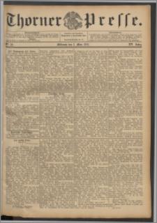 Thorner Presse 1897, Jg. XV, Nro. 52 + Beilage