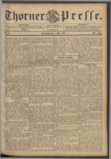 Thorner Presse 1897, Jg. XV, Nro. 53 + Beilage