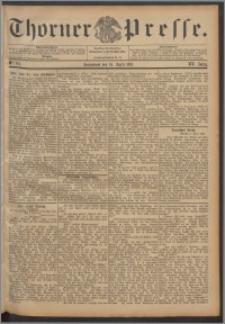 Thorner Presse 1897, Jg. XV, Nro. 84 + Beilage