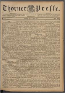 Thorner Presse 1897, Jg. XV, Nro. 90 + 1. Beilage, 2. Beilage