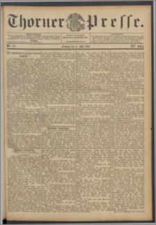 Thorner Presse 1897, Jg. XV, Nro. 157 + Beilage