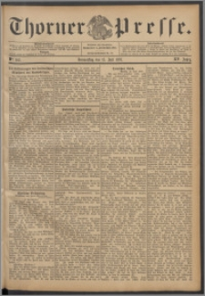 Thorner Presse 1897, Jg. XV, Nro. 162 + Beilage