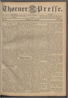 Thorner Presse 1897, Jg. XV, Nro. 166 + Beilage