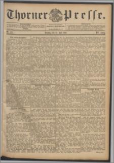Thorner Presse 1897, Jg. XV, Nro. 172 + Beilage