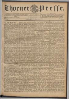 Thorner Presse 1897, Jg. XV, Nro. 209 + Beilage