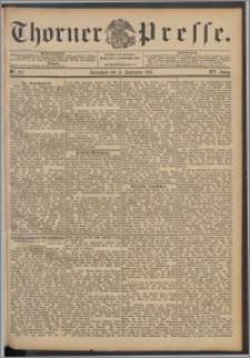 Thorner Presse 1897, Jg. XV, Nro. 212 + Beilage, Beilagenwerbung