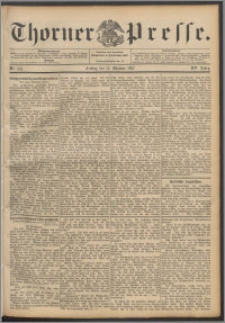 Thorner Presse 1897, Jg. XV, Nro. 241 + Beilage