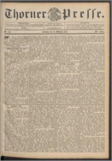 Thorner Presse 1897, Jg. XV, Nro. 255 + 1. Beilage, 2. Beilage