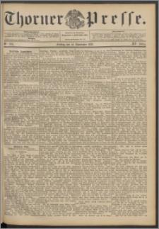 Thorner Presse 1897, Jg. XV, Nro. 265 + Beilage