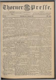 Thorner Presse 1897, Jg. XV, Nro. 287 + Beilage, Beilagenwerbung