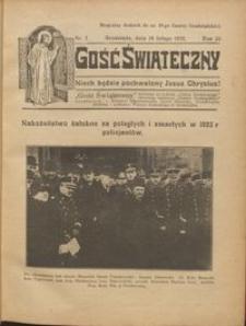 Gość Świąteczny 1926.02.14 R. XXX nr 7