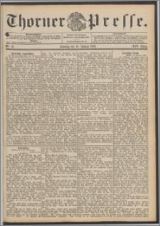 Thorner Presse 1898, Jg. XVI, Nro. 25 + Beilage