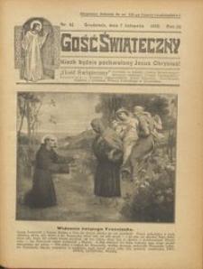 Gość Świąteczny 1926.11.07 R. XXX nr 45
