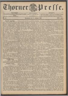 Thorner Presse 1898, Jg. XVI, Nro. 42 + Beilage