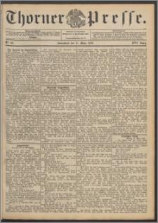 Thorner Presse 1898, Jg. XVI, Nro. 60 + Beilage
