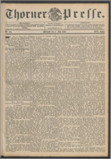 Thorner Presse 1898, Jg. XVI, Nro. 103 + Beilage